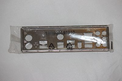 New original ASUS I/O SHIELD backplate for ASUS P6X58D-E Motherboard