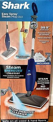SHARK EASY SPRAY STEAM MOP DLX - NIB