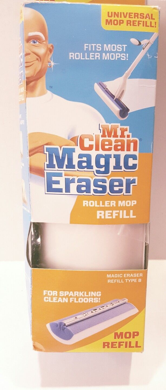 Butler Mr. Clean Magic Eraser Roller Mop Refill