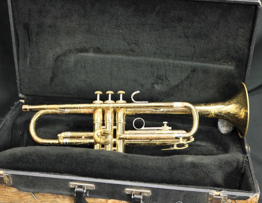Olds Trumpet {Recent Service}