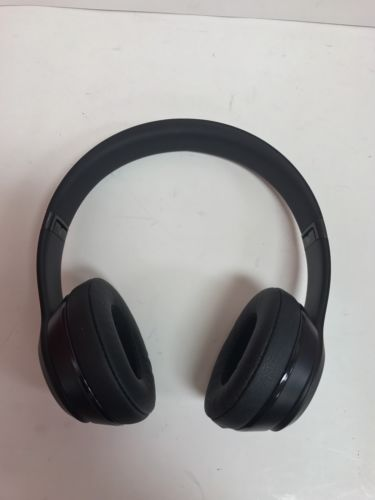 Beats Audio Wireless Solo 3 Black
