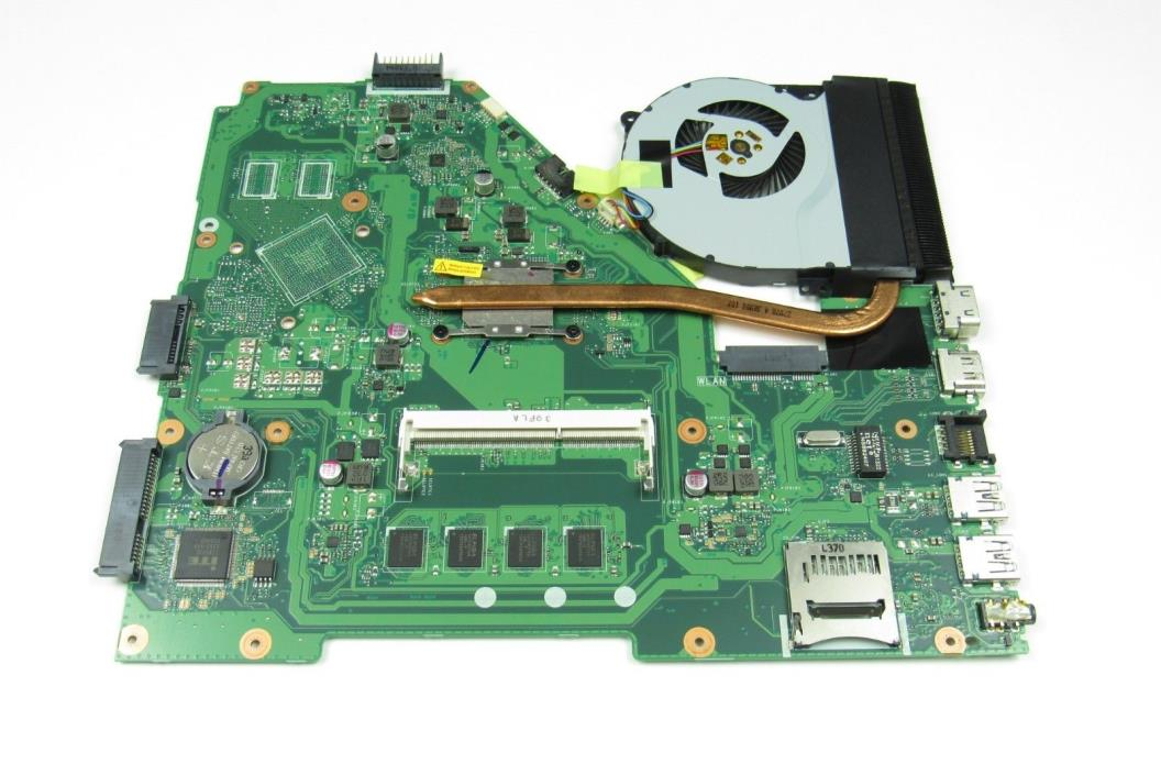 ASUS X550E K552EA-DH41T AMD MOTHERBOARD ASSEMBLY 60NB03R0-MB1240 (201) GRADE A