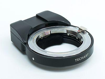 Techart PRO Leica M to Sony E Autofocus Adapter