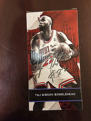 Taj Gibson Bobblehead from 2014/2015 season!!