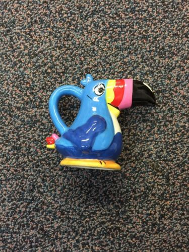 Kellogg's Cereal Co. Froot Loops Toucan Sam Advertising Premium Pitcher