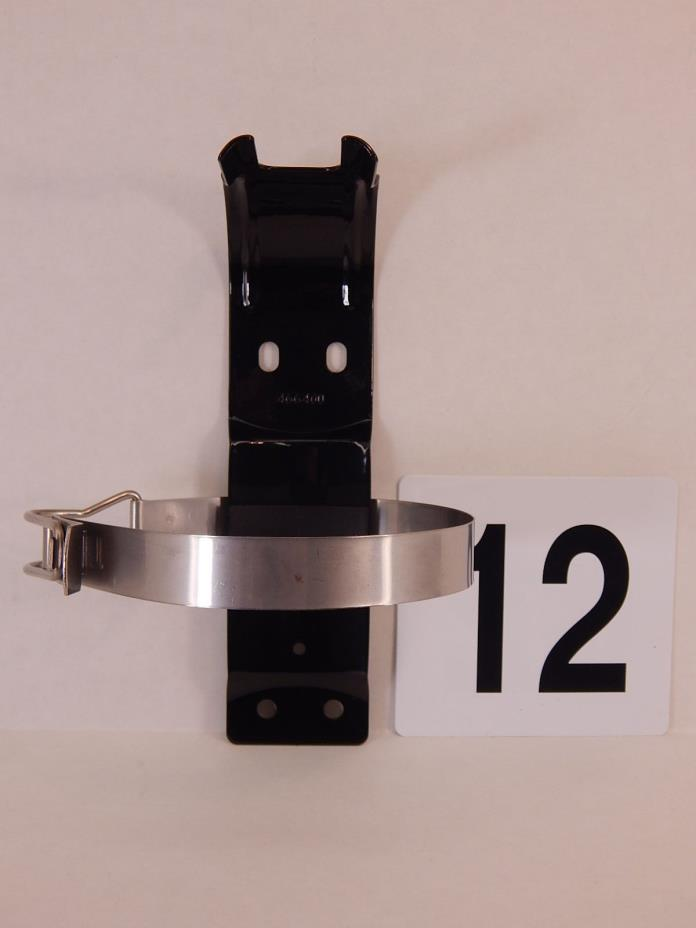 12 KIDDE STRAP BRACKETS FOR 5LB FIRE EXTINGUISHER 466400