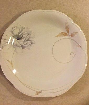 Mikasa Rondo serving platter Peony Splendor