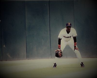 Vintage Baseball 8 x 10 Print Pittsburgh Pirate Barry Bonds