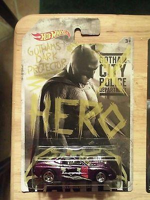 Batman v Superman 1/64 8-Car Set