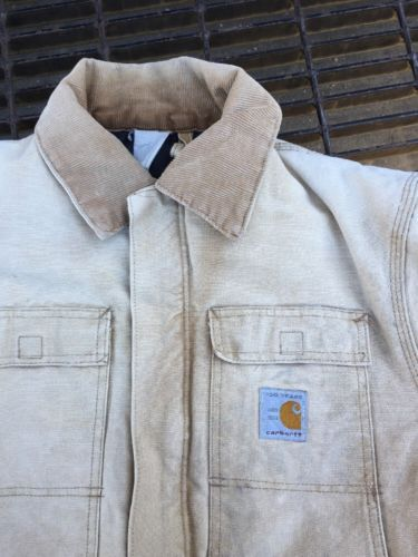 Vintage 1989 Carhartt 100th Anniversary Barn Work Coat