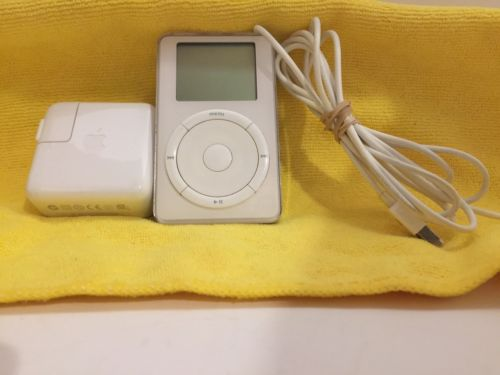 Apple iPod classic 1st Generation Vintage M8541 (5gb)