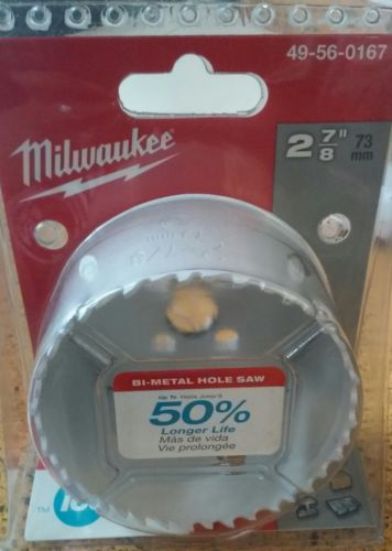 MILWAUKEE 49-56-0167 2-7/8-INCH ICE HARDENED HOLE SAW