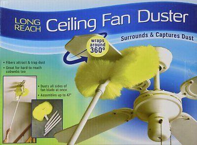 Hampton Direct Ceiling Fan Duster Electromagnetic 47