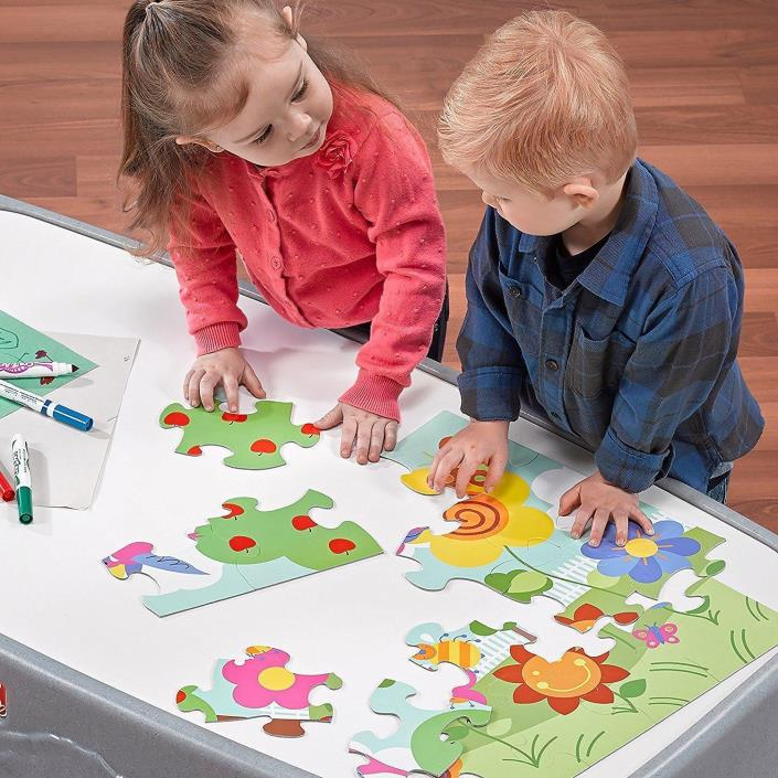 STEP 2 CANYON ROAD TRAIN & ACTIVITY TABLE
