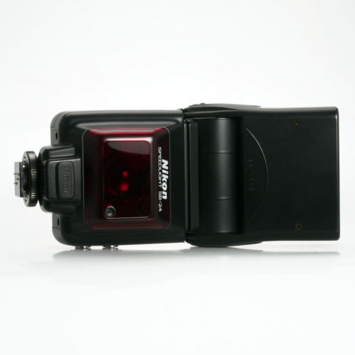 Nikon Speedlight SB-24 On Camera Flash