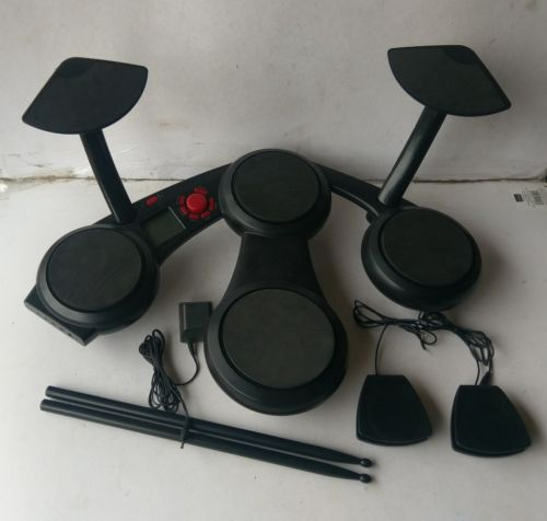 Sharper Image Digital 8-Piece Electronic Drum Set