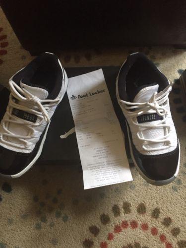 Jordan Retro 11 Low Concord Size 1y