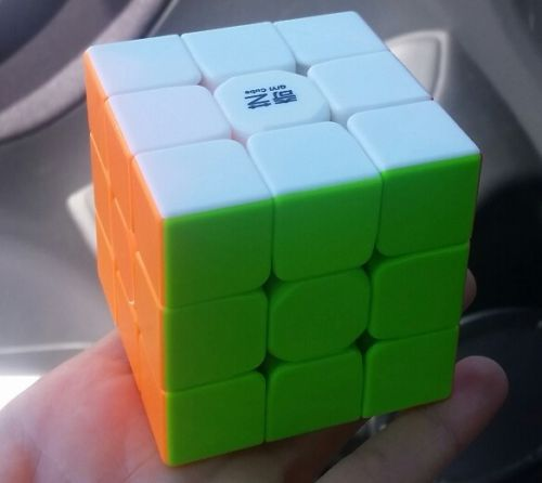 The Amazing Smart Cube [IQ Tester] 3x3 Magic Speed Cube - Anti Stress for Ant...