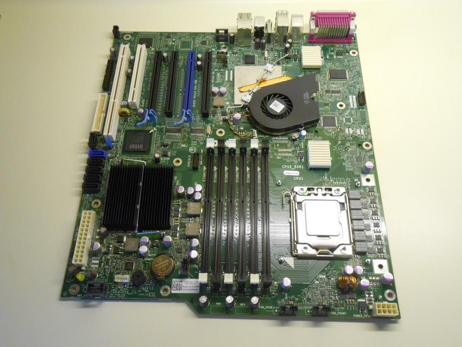 Dell T5500 Motherboard 0CRH6C/CRH6C w/ E5507 Processor