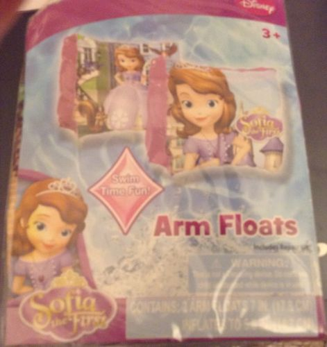 Disney Sofia The First Swim Arm Band Floats