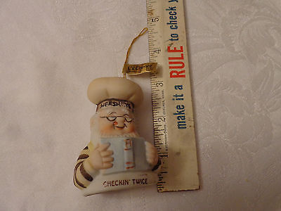 Hershey JASCO Checkin Twice Lil Chimers Japan Ornament