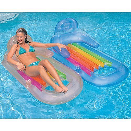 King Kool Inflatable Lounge, 63