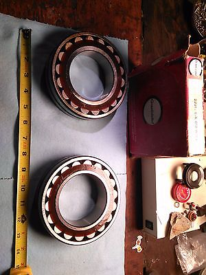 PAIR OF Consolidated Bearings 22217 E-K C/3 W/33