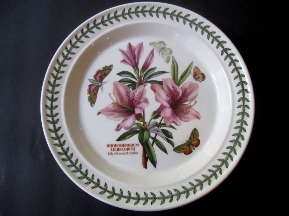 Portmeirion Botanic Garden Lily Azalea Rhododendrum 10-1/2