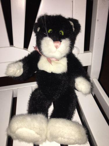 Boyd's Bears Kitties - Socks Grimilkin