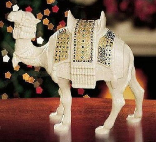 Lenox ~ China Jewels Nativity Standing Camel Figurine Enameling 1st Quality NEW