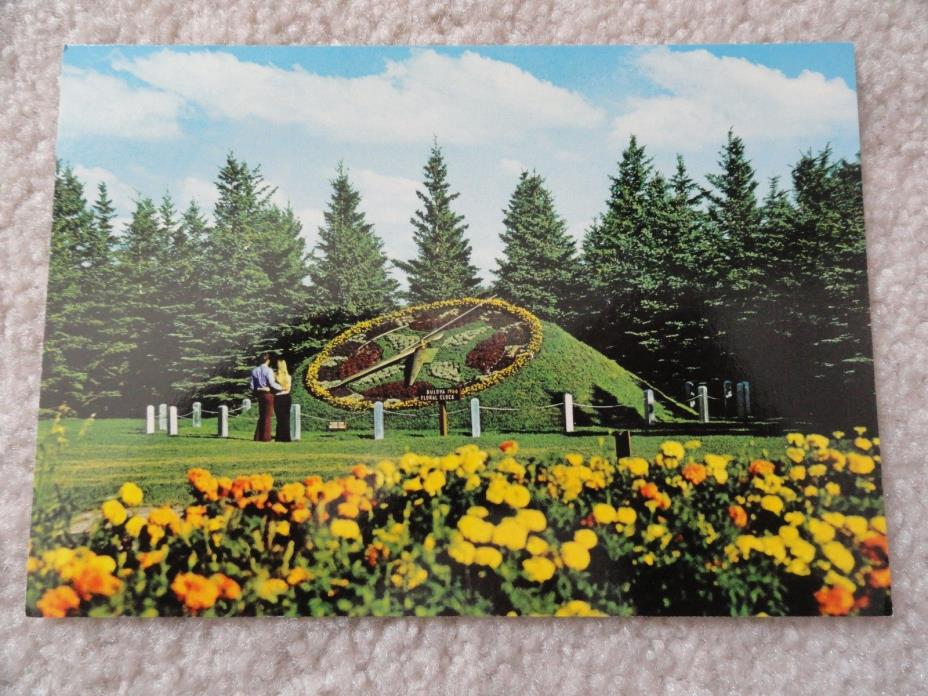 The International Peace Garden, in the Turtle Mountains    Postcard