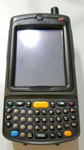 Motorola Symbol MC7596-PZCSKQWA9WR Handheld Computer Barcode Scanner