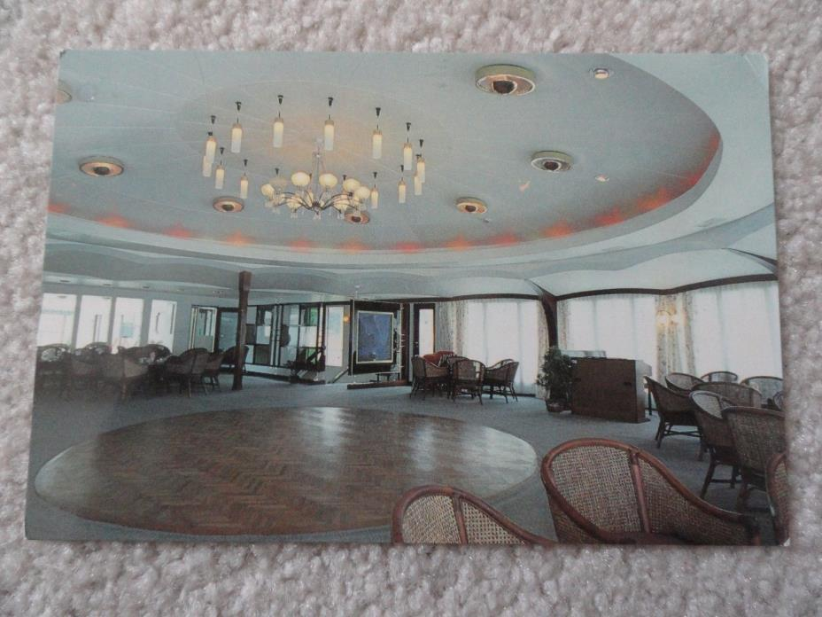 Bar and Ballroom, C.I.T.S. Changjiang Branch    Postcard