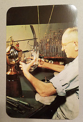 Making of Steuben Glass - Corning Glass Center Postcard