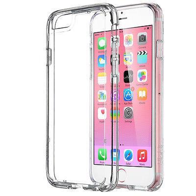 ULAK Clear Slim Soft Crystal Clear Bumper Case For 5.5