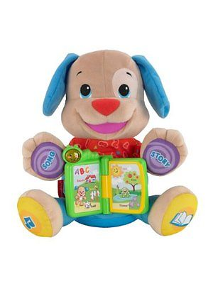 Fisher-Price Laugh and Learn Singin' Storytime Puppy