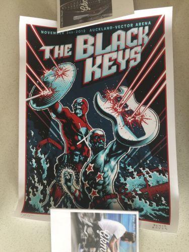 Black Keys Print / Poster Auckland, New Zealand