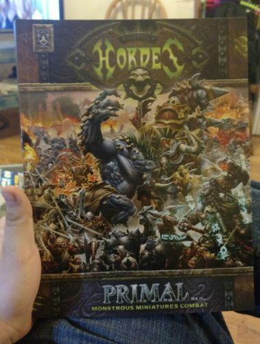 Hordes: Primal MK II Rulebook (SC) PIP1033