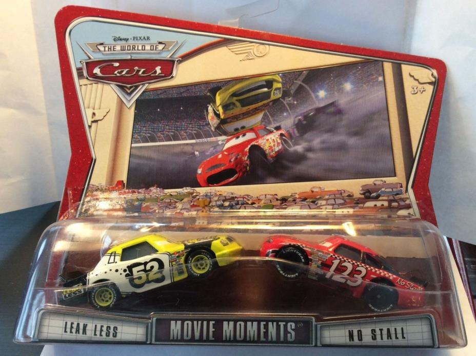 Disney Pixar Cars Movie Moments Leak Less and No Stall