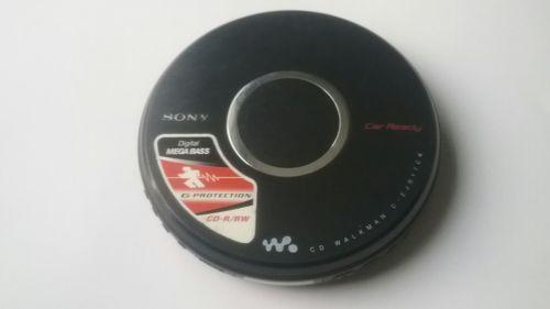 Sony D-EJ017CK Car Ready Portable CD Walkman Discman Black Player w/G-Protection