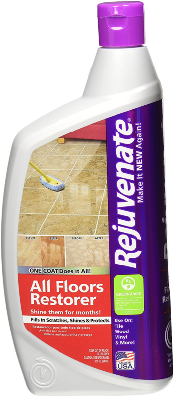For Life Products RJ32F Rejuvenate Restorer Floor Finish 32 ounce - As Seen On T