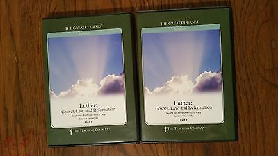 The Great Courses: Luther: Gospel, Law and Reformation