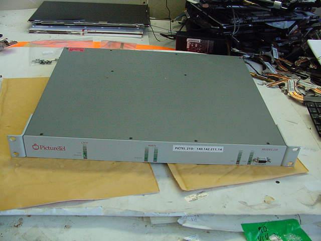Picturetel 210  MNF PN: 55421-02001 M15  VIU-323/1E  370-0959-03