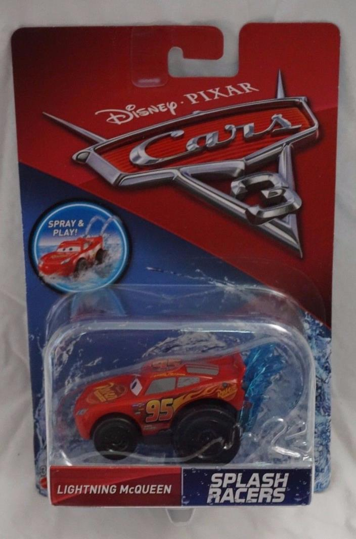 Disney Pixar Cars 3 Lightning McQueen NEW Mattel 2017 Ships In A Box