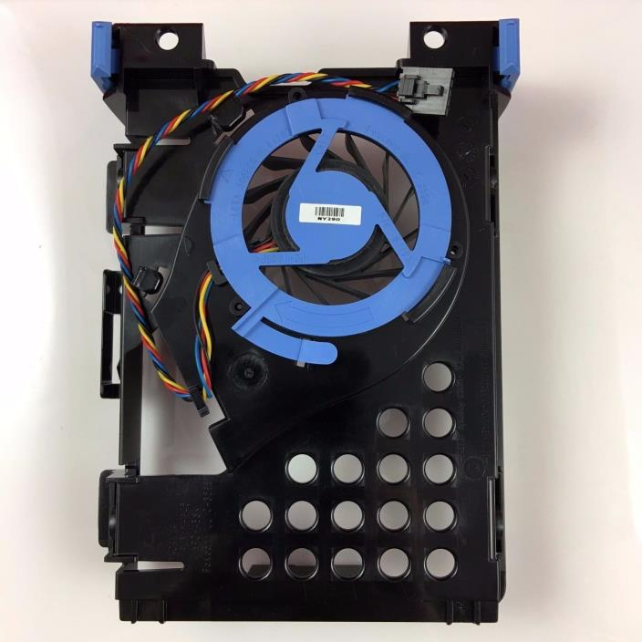 Dell Optiplex 380 745 755 760 780 SFF Hard Drive Caddy Tray & Fan