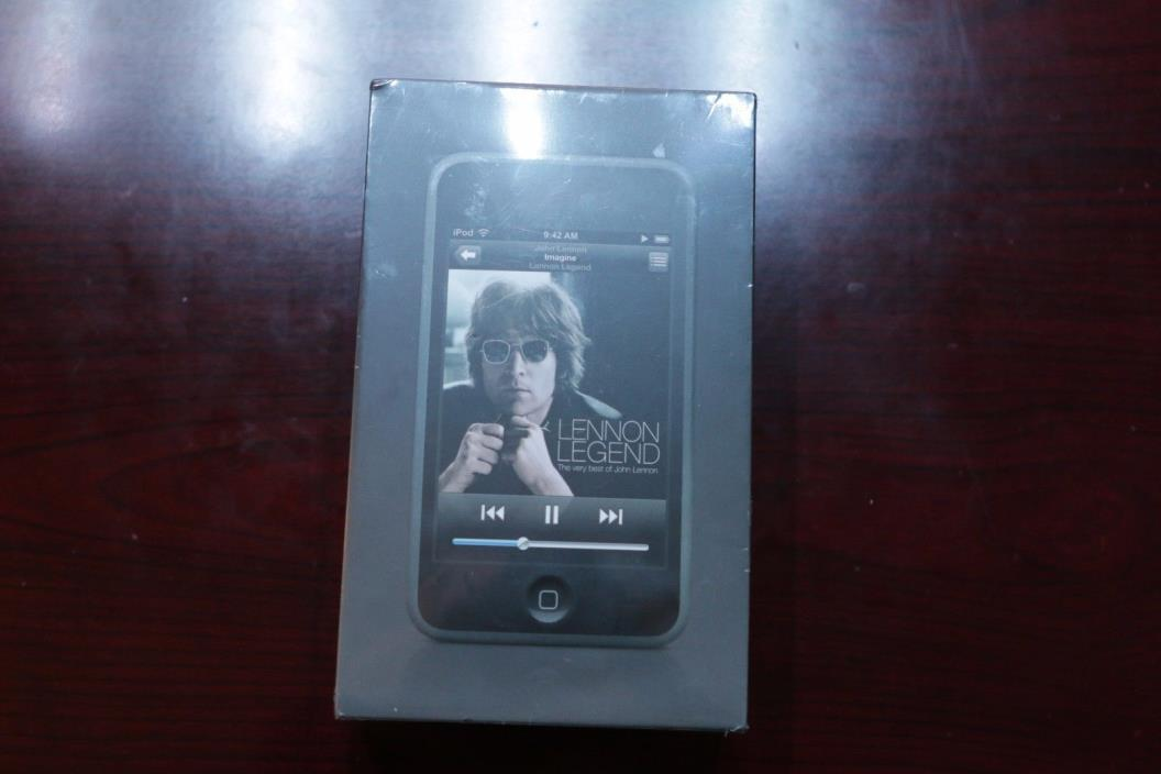 NEW FACTORY SEALED - Apple iPod touch 1st Generation Black 32GB Rare John Lennon