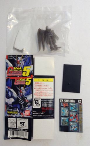Bandai Gundam Collection Vol. 5 1/400 Freedom Gundam ZGMF-X10A Clear Ver. (Rare)