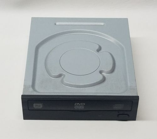 LITE-ON iHAS124-04 B DVD/CD Rewritable Drive / DVD SATA DVD Multi-recorder DL