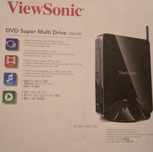 ViewSonic vdd100 Super Multi Drive