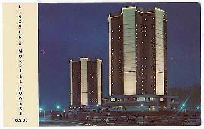 Lincoln & Morrill Towers, OSU, Columbus, Ohio